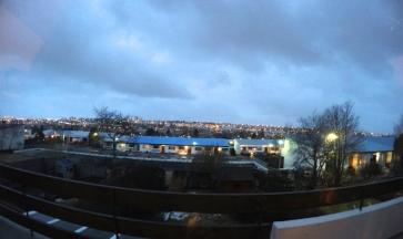 balkon rumah si Martin