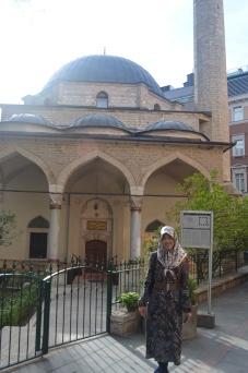 The 16th century Ferhadija Mosque
